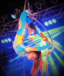 Marilina Lovrincevich  ( Vlasnik fotografije Circo Azul)