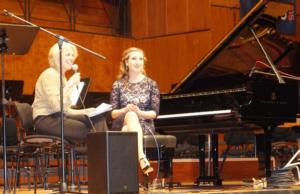 Kerstin Gebel i Diana  Brekalo