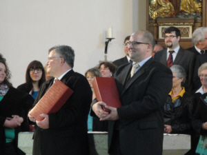Rajko Radišić i Peter Wayand (Foto: Jasna Lovrinčević)