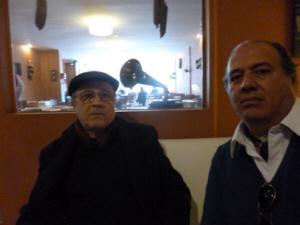Luis Alberto Lovrincevich i Aníbal Cedrón ( Luis Alberto Lovrincevic vlasnik fotografije)