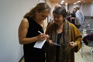 Diana Brekalo i Monika Giurgiuman
