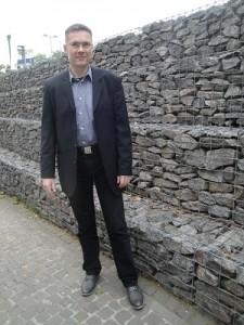 Johann Schmelzer (Fotograf: Jasna Lovrinčević)