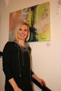 Valentina Kvesić (Fotograf: Jasna Lovrinčević)