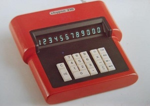 Stolni kalkulatori (Davor Grünwald)