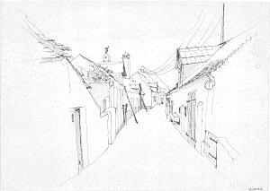 Crtež za prijemni - Davor Grünwald